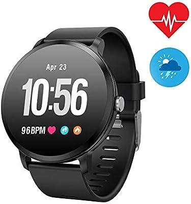 Amazon.com: WELTEAYO Smart Watch Fitness Tracker Activity ...