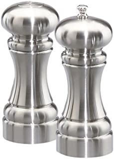 product image for Chef Specialties 5 Inch Westin Pepper Mill and Salt Shaker Gift Set