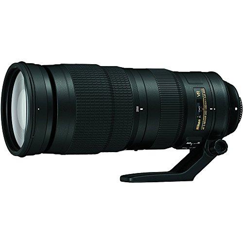 Nikon (20058 200-500mm f/5.6E ED VR AF-S NIKKOR Zoom Lens Digital SLR Cameras + 64GB Ultimate Filter & Flash Photography Bundle by Nikon (Image #1)