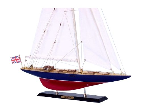 Hampton Nautical  Endeavour Sailboat, Limited Edition, 27