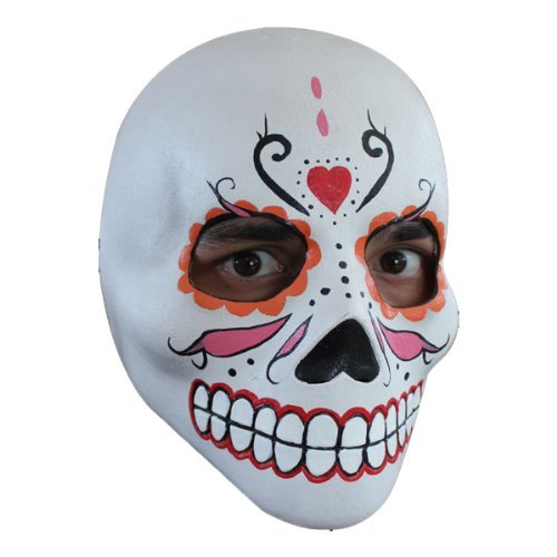 Day Of The Dead Mask For Sale - Day Of The Dead Catrina Deluxe
