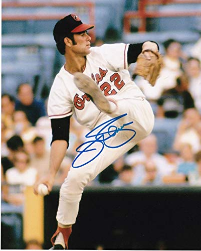 Signed Palmer Photo - 8x10 - Autographed MLB Photos