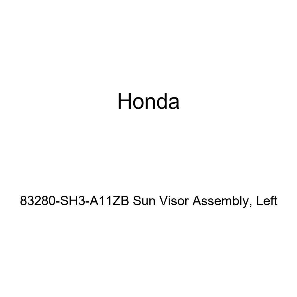 Left Honda Genuine 83280-SH3-A11ZB Sun Visor Assembly