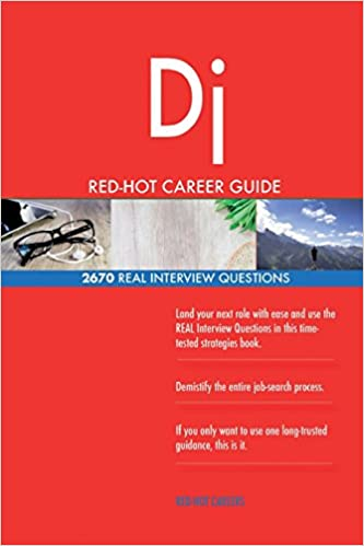 Dj RED HOT Career Guide; 2670 REAL Interview Questions: Red Hot Careers:  9781986672283: Amazon.com: Books
