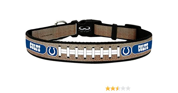 Amazon.com  NFL Indianapolis Colts Reflective Football Collar  Sports    Outdoors 8e63857b0