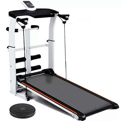 AURALLL Professional Treadmill Via LCD Monitor Foldable And Compact Stowable Compact Folding Treadmill Exercise Machine…