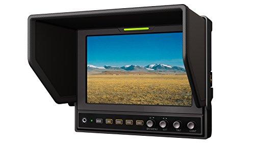 "LILLIPUT 662/S 7"" 1280X800 IPS Contrast 800:1 3G-SDI Camera-"