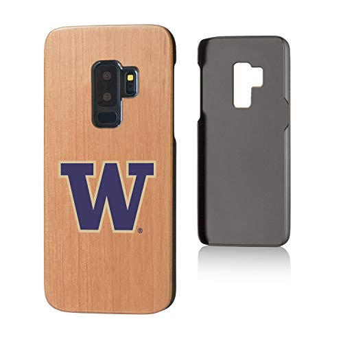 - Keyscaper NCAA Washington Huskies Unisex Samsung Galaxy Cherry Casecherry Case, Wood, Galaxy S9+