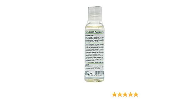 CapsA Aceite de ricino Natural Puro, 118 ML, hidratante prensado ...