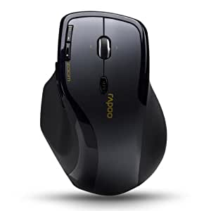 Amazon.com: Rapoo 2.4GHz Wireless Optical Gaming Mouse