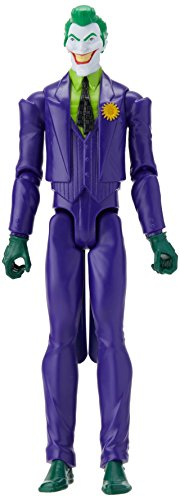 - DC Comics Joker Action Figure, 12