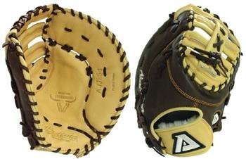 Akadema AJJ254ProSoft Series Glove (Left Hand glove, Right hand Throw, - Akadema Gloves Series Professional