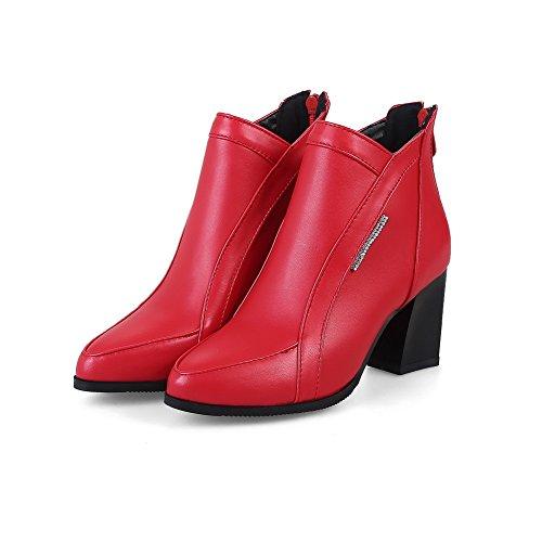 1TO9 1TO9Mns02534 - Sandalias con Cuña Mujer Red