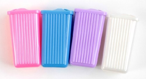 (Dr. Fresh Toothbrush Covers, Set of 4,1-Pack)