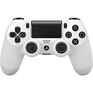 DualShock 4 Wireless Controller for PlayStation 4 - Glacier White [Old Model] (B00KVP76G0) | Amazon price tracker / tracking, Amazon price history charts, Amazon price watches, Amazon price drop alerts