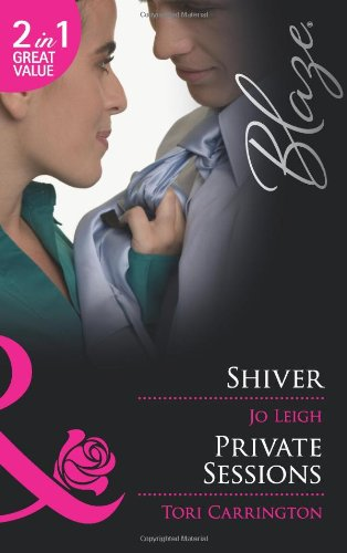 book cover of Shiver / Private Sessions