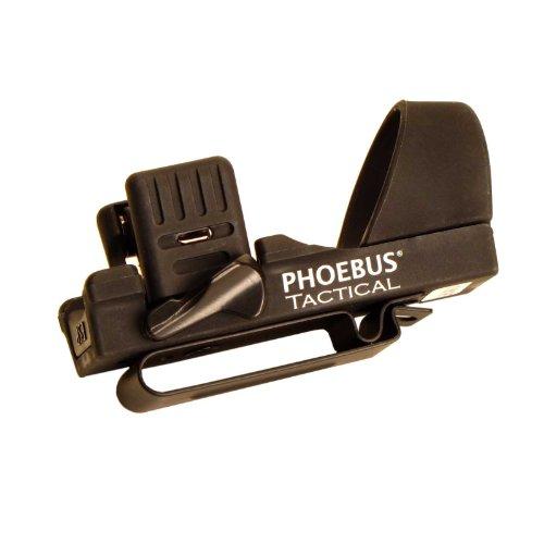Universal Flashlight Holder (Black) - 7