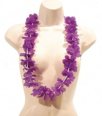 Party Pro 8652016 Falda hawaiana rafia verde 60 cm Hawaii collar ...