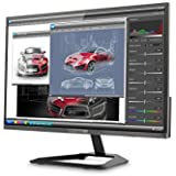 "Sceptre E E248W-1920R 24"" Ultra Thin LED Monitor HDMI, Metallic"