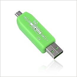 Así galería USB multifuncional lector de tarjetas Micro-USB ...