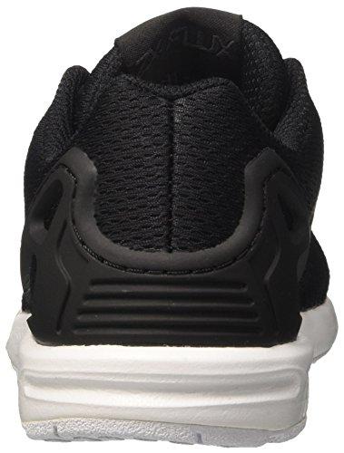 new concept 9b912 d3dee ... adidas ZX Flux J, Zapatillas de Deporte Unisex Niño, Negro (Negro Negro  ...