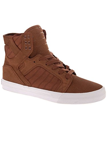 Shoes Supra Skytop - MARRON, 43