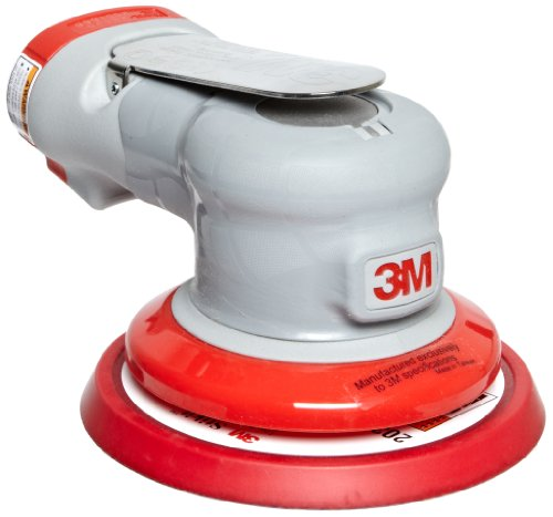 3M Random Orbital Sander - Elite Series 28498, Air-Powered,