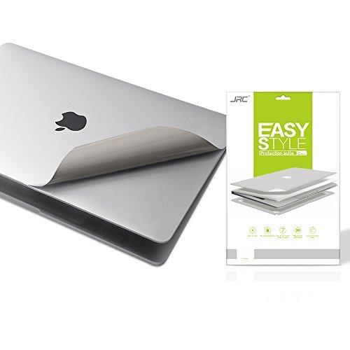 【メーカー直送】 JRC-5 Pro in 2017 1 Full Size (Apple 3M Decals Skins Covers for MacBook Pro 13 Inch With Touch Bar (Apple Model Number A1706 2016 & 2017 Version) including High Clear Screen Protector-Silver [並行輸入品] B0789938HV, フィットネスショップFIT-IN:ebf8706d --- senas.4x4.lt