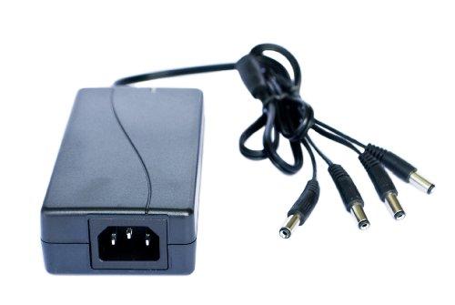 4-faches Netzteil DC12, 5000mA, Stromversorgung für 4 Kameras