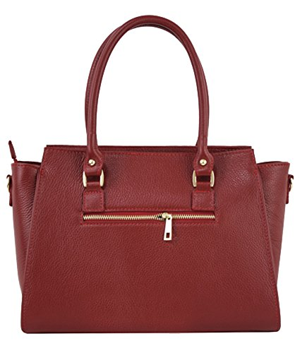 G Tote Women T G amp; moro Bag Leather For Pelletteria qwPIrwBF