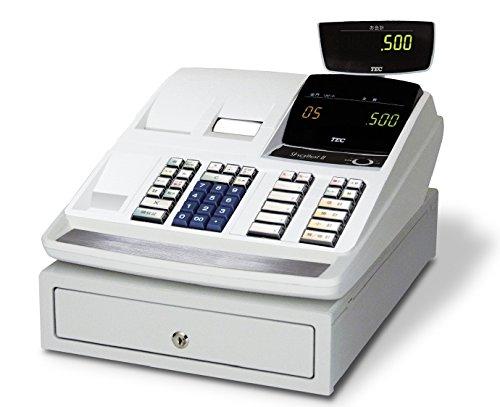 (TOSHIBA TEC Electronic cash registers 5 department MA-500-5-R White)