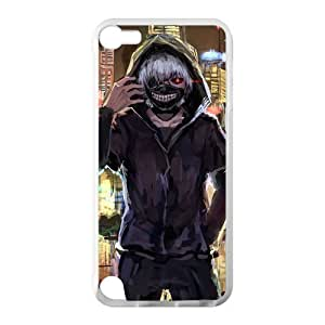 aqiloe diy & Phone Case Design Tokyo Ghoul Printing for iPod Touch 5 TPU Case