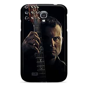 Perfect Cell-phone Hard Covers For Samsung Galaxy S4 With Customized High Resolution Papa Roach Pattern KellyLast