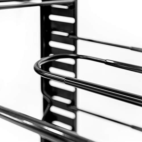 41kFhB7FzkL. AC Pots and Pans Organizer – Kitchen Cabinet Organization and Storage – Pot Rack Organizers – 3 DIY Methods – Adjustable Pot Lid Holder for Kitchen Counter Pantry – Pot and Pan Organizer    Product Description