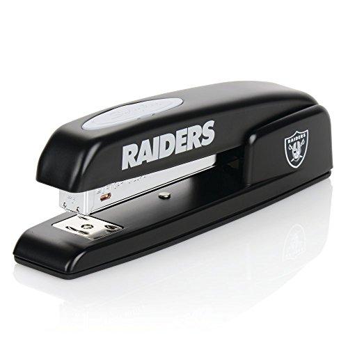 Oakland Raiders Stapler, NFL, Swingline 747, Staples 25 Sheets (S7074074)