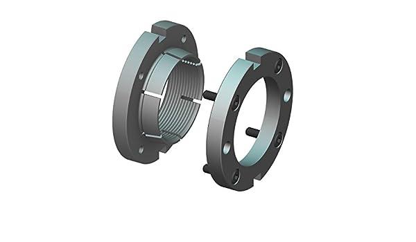 Yinish YSK//YSLK//YSAM M25 X 1.5P, Replaces SKF KMD//KMTA 5 Whittet-Higgins BLM-05 Bearlok Bearing /& Shaft Locknut Spieth MSA//MSF//MSW 25 Metric M25 x 1.5 Right-Hand Thread Self-Locking