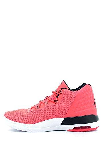 Nike Jordan Academy, Scarpe da Basket Uomo Rojo (Infrared 23 / Black-white)