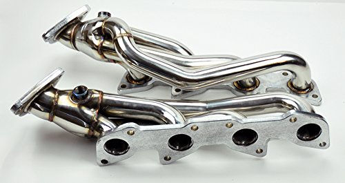 Toyota Tundra Sequioa 4.7L V8 Stainless Exhaust Manifold Headers Performance (Manifold Performance)