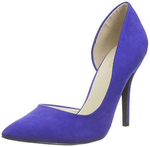 de Dark of Another K3 Tacón Pair Mujer Azul Zapatos para Blue70 Phoebe Shoes wgnPxYPqA1