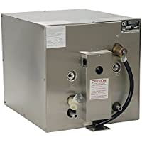 Whale Seaward 11 Gallon Hot Water Heater w/Front Heat Exchanger - Stainless Steel - 240V - 1500W