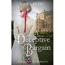 A Deceptive Bargain (The Beckett Files, Book 5)