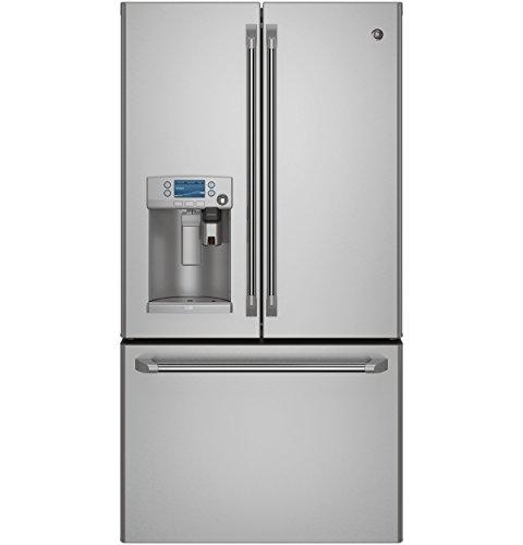 cafe cfe28ushss french door refrigerator