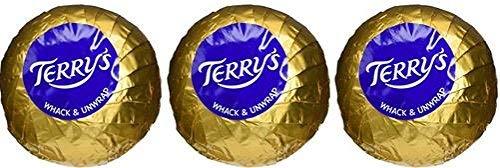 Terry's Chocolate Orange, Dark Chocolate - 3 Pack