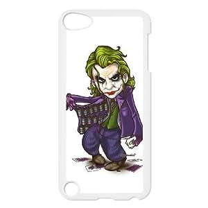 iPod 5 White Cell Phone Case Batman Joker STY789870 Cell Phone Case For Guys