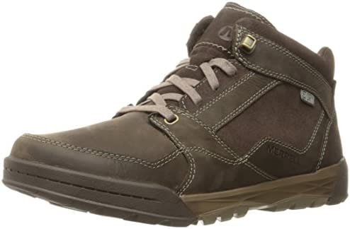 Merrell Men s Berner Mid Waterproof-M Casual Lace-Up Boot