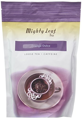 Mighty Leaf Orange Dulce Tea, 1 Lb. Loose Leaf Bag