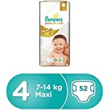 "Pampers Premium Care Value Pack ""Maxi"" (52 Diapers)"