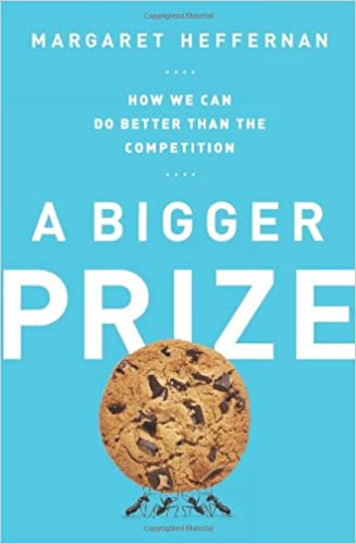 Book A Bigger Prize: How We Can Do Better than the Competition