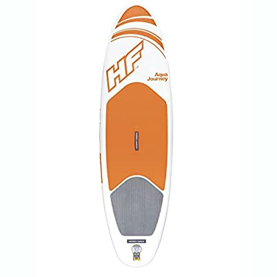 "65302E Bestway Hydro-Force 9' x 30"" x 4.75"" Aqua Journey Inflatable Stand Up Paddle Board from Bestway - Outdoors-FCA CNNTG"