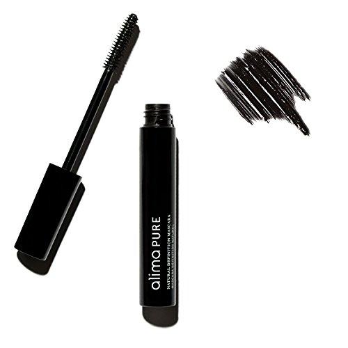Alima Pure Natural Definition Mascara - Black